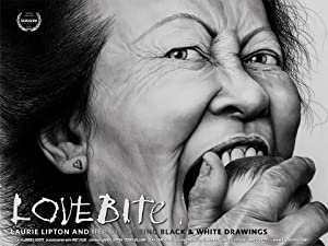 Love Bite: Laurie Lipton And Her Disturbing Black & White Drawings