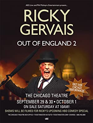 Ricky Gervais: Out Of England 2 - The Stand-up Special