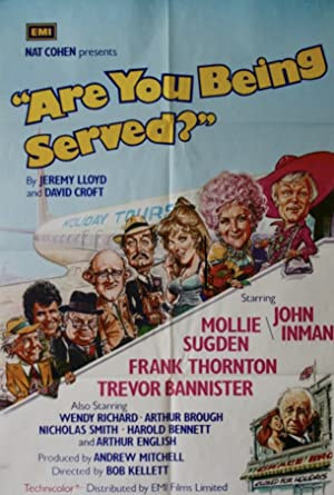 Are You Being Served? 1977