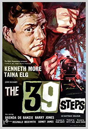 The 39 Steps 1959