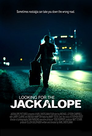 Looking For The Jackalope
