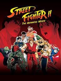 Street Fighter Ii: The Movie (sub)