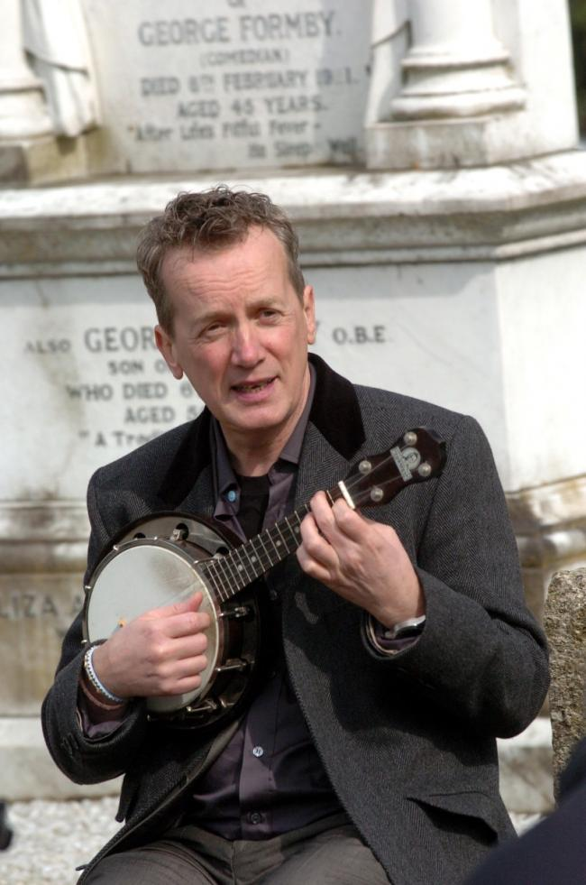 Frank Skinner On George Formby