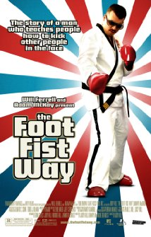 The Foot Fist Way