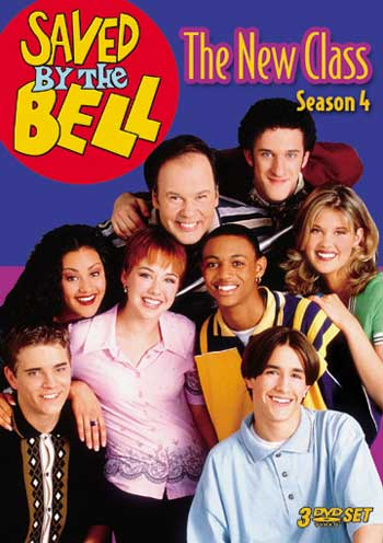 Saved By The Bell: Season 4