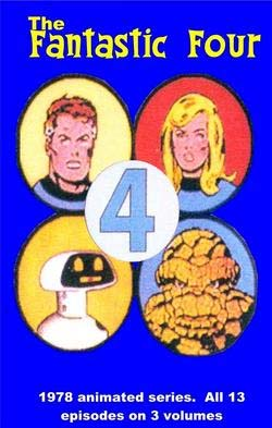 The Fantastic Four: Season 1