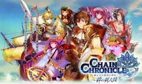 Chain Chronicle - Haecceitas No Hikari (tv)