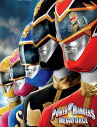 Power Rangers Megaforce: Season 1