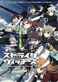 Strike Witches Operation Victory Arrow