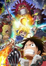 One Piece: Heart Of Gold (sub)