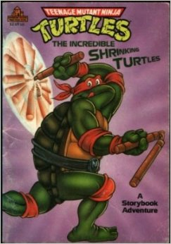 The Incredible Shrinking Turtles: Season 9