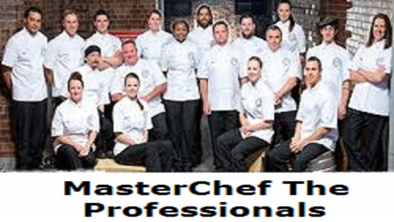 Masterchef Australia: The Professionals: Season 1