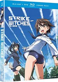 Strike Witches The Movie (dub)