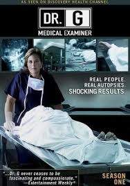 Dr. G: Medical Examiner: Season 1