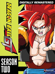 Dragon Ball Gt: Season 2