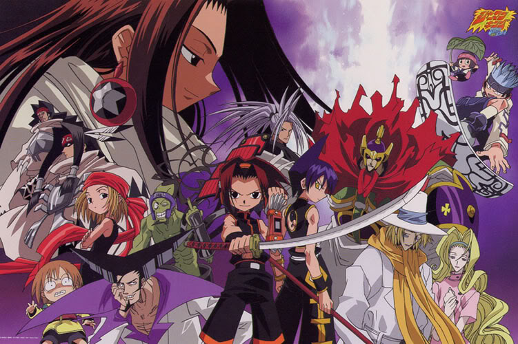 Shaman Kingu Full Season