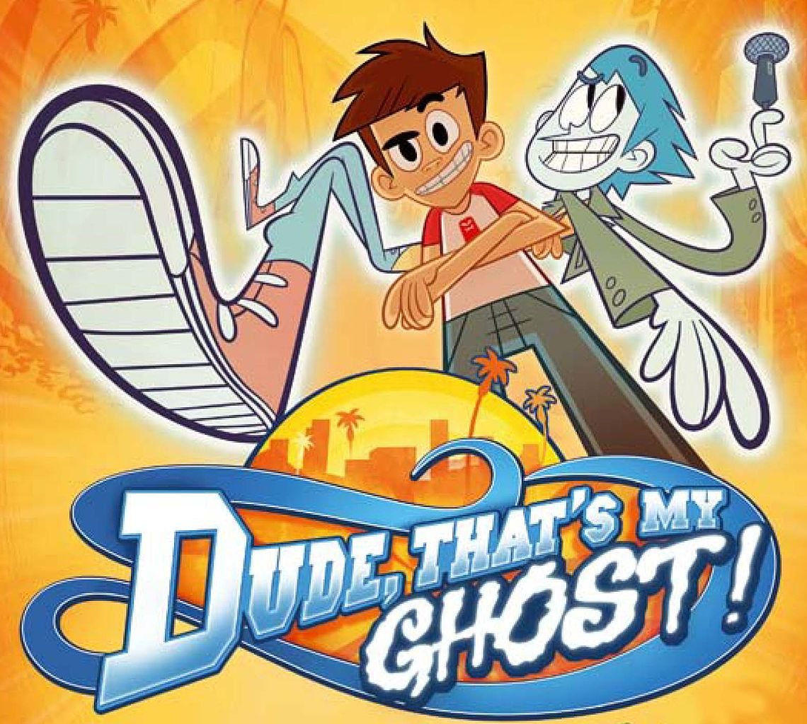 Dude, That's My Ghost!