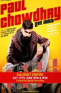 Paul Chowdhry: Live Innit