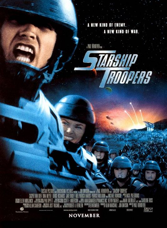 Starship Troopers 1997