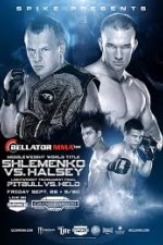 Bellator 126 Alexander Shlemenko And Marcin Held