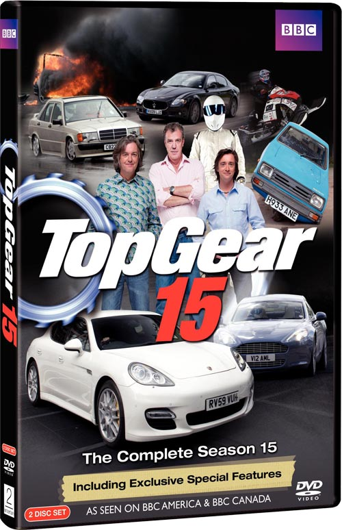 Top Gear: Season 15