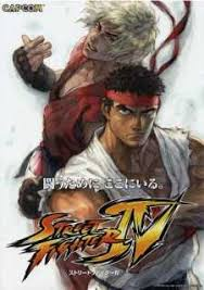 Street Fighter Iv: The Ties That Bind (sub)