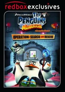 Penguins Of Madagascar: Operation Search And Rescue