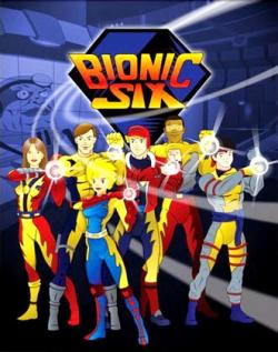 Bionic Six: Season 3